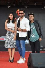 Sophie Choudry, Rithvik Dhanjani at NM college Umang fest in Mumbai on 14th Aug 2016 (23)_57b12a018528b.JPG