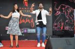 Sophie Choudry, Rithvik Dhanjani at NM college Umang fest in Mumbai on 14th Aug 2016 (27)_57b12a0479c02.JPG