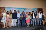 Director Krishnadev Yagnik, Producer Anand Pandit and Rashmi Shama, Cheif Guest Subhash Ghai launched The Trailer of Days of Tafree (3)_57b326cf2cb17.JPG