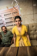 Samantha launches Bahar cafe on 15th Aug 2016 (13)_57b2ba8176ca7.jpg