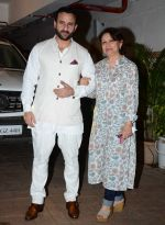 Sharmila Tagore at Saif Ali Khan