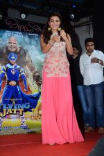 Tiger Shroff and Jacqueline Fernandez promote The Flying Jatt at Umang festival on 15th Aug 2016 (25)_57b2b94a7bbd8.JPG