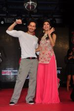 Tiger Shroff and Jacqueline Fernandez promote The Flying Jatt at Umang festival on 15th Aug 2016 (5)_57b2b94393fea.JPG