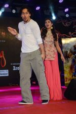 Tiger Shroff and Jacqueline Fernandez promote The Flying Jatt at Umang festival on 15th Aug 2016