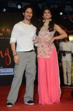 Tiger Shroff and Jacqueline Fernandez promote The Flying Jatt at Umang festival on 15th Aug 2016 (79)_57b2b965311e4.JPG