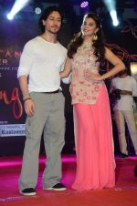 Tiger Shroff and Jacqueline Fernandez promote The Flying Jatt at Umang festival on 15th Aug 2016 (80)_57b2ba0d1bf42.JPG