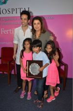 Tusshar Kapoor, Farah Khan launches Jaslok Fertility Tree on 15th Aug 2016 (80)_57b2b807ea19c.JPG