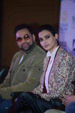 Abhay Deol, Diana Penty at Happy Bhag Jayegi Press Conference in New Delhi on 17th Aug 2016 (17)_57b47ed7d8f32.jpg