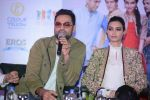 Abhay Deol, Diana Penty at Happy Bhag Jayegi Press Conference in New Delhi on 17th Aug 2016 (20)_57b47ea3d0cfc.jpg