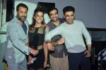 Abhishek Kapoor, Zaheer Khan, Manasi Scott, Amit Sadh at Manasi Scott album launch in Mumbai on 16th Aug 2016 (113)_57b3f193e0909.JPG