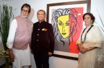 Amitabh Bachchan, Shobha De at Dilip De_s art event on 16th Aug 2016 (70)_57b3e92639b07.JPG