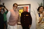 Amitabh Bachchan, Shobha De at Dilip De_s art event on 16th Aug 2016 (78)_57b3e95b6de97.JPG
