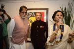 Amitabh Bachchan, Shobha De at Dilip De_s art event on 16th Aug 2016 (79)_57b3e90d7c7ba.JPG