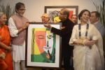 Amitabh Bachchan, Shobha De at Dilip De_s art event on 16th Aug 2016 (87)_57b3e95fe0b26.JPG