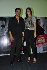 Bruna Abdullah, Arbaaz Khan at Yeh Toh Two Much Ho Gaya event on 16th Aug 2016 (46)_57b3e834c9403.JPG