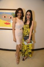 Queenie Dhody at Dilip De_s art event on 16th Aug 2016 (58)_57b3e9af17518.JPG