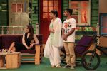 Sonakshi Sinha on the sets of The Kapil Sharma Show on 16th Aug 2016 (15)_57b3ee79be70b.JPG