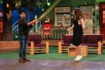Sonakshi Sinha on the sets of The Kapil Sharma Show on 16th Aug 2016 (25)_57b3ee81ce5c0.JPG