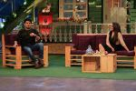 Sonakshi Sinha on the sets of The Kapil Sharma Show on 16th Aug 2016 (26)_57b3ee82b79d8.JPG