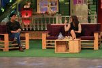 Sonakshi Sinha on the sets of The Kapil Sharma Show on 16th Aug 2016 (41)_57b3ee911b5ad.JPG