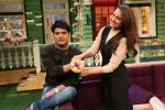 Sonakshi Sinha on the sets of The Kapil Sharma Show on 16th Aug 2016 (6)_57b47b073d901.jpg