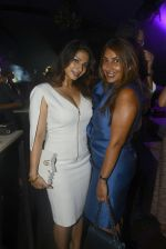 Tanisha Mukherjee at Manasi Scott album launch in Mumbai on 16th Aug 2016 (176)_57b3f3ae991bc.JPG