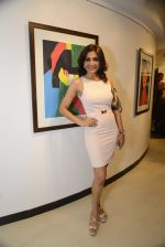 queenie singh at Dilip De_s art event on 16th Aug 2016_57b3e9b04727b.JPG