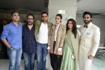 Abhay Deol, Diana Penty, Ali Fazal, Krishika Lulla, Mudassar Aziz, Anand L Rai at Happy Bhag Jayegi Press Conference in New Delhi on 17th Aug 2016 (27)_57b57140caccc.jpg
