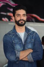 Angad Bedi at Pink promotions in Umang fest on 17th Aug 2016