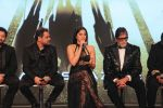 Arshad Warsi, Anees Bazmee, Regina Cassandra, Amitabh Bachchan, Gaurang Doshi at Aankhen 2 launch in Mumbai on 17th Aug 2016 (81)_57b57345b2ce4.JPG