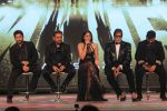 Arshad Warsi, Anees Bazmee, Regina Cassandra, Amitabh Bachchan, Gaurang Doshi at Aankhen 2 launch in Mumbai on 17th Aug 2016 (83)_57b5739dd148d.JPG