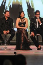 Arshad Warsi, Anees Bazmee, Regina Cassandra, Amitabh Bachchan, Gaurang Doshi at Aankhen 2 launch in Mumbai on 17th Aug 2016 (85)_57b5741e8f5bc.JPG