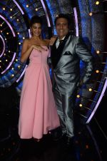 Jacqueline Fernandez, Govinda on the sets of Jhalak Dikhhla Jaa 9 on 17th Aug 2016 (166)_57b557e9edb1e.JPG