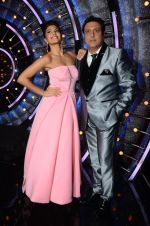 Jacqueline Fernandez, Govinda on the sets of Jhalak Dikhhla Jaa 9 on 17th Aug 2016 (169)_57b5585eca747.JPG