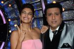 Jacqueline Fernandez, Govinda on the sets of Jhalak Dikhhla Jaa 9 on 17th Aug 2016 (173)_57b55861d6666.JPG