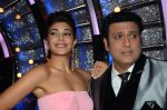 Jacqueline Fernandez, Govinda on the sets of Jhalak Dikhhla Jaa 9 on 17th Aug 2016 (178)_57b557f1a0462.JPG