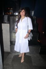 at Sonakshi Raaj preview in Masala Bar on 17th Aug 2016