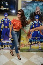 Jacqueline Fernandez at the The Flying Jatt Press Conference in Delhi on 18th Aug 2016 (52)_57ba9839022a4.jpg
