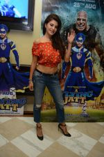 Jacqueline Fernandez at the The Flying Jatt Press Conference in Delhi on 18th Aug 2016 (57)_57ba983eb4ad1.jpg