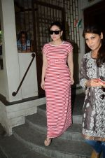 Kareena Kapoor snapped at Shankar Mahadevan_s recording studio on 18th Aug 2016 (13)_57ba9730ba41d.JPG