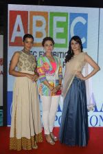 Mandana Karimi, Mugdha Godse at jewellery exhibition at nse goregaon on 19th Aug 2016 (54)_57ba9d58eecae.JPG