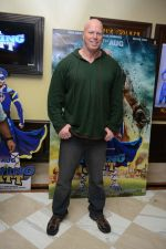 Nathan Jones at the The Flying Jatt Press Conference in Delhi on 18th Aug 2016 (67)_57ba974f7a62a.jpg