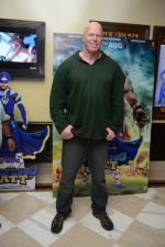 Nathan Jones at the The Flying Jatt Press Conference in Delhi on 18th Aug 2016 (68)_57ba975090a99.jpg