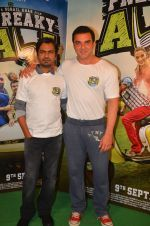 Nawazuddin Siddiqui, Sohail Khan snapped as he promote Freaky Ali on 20th Aug 2016 (103)_57baae1e957a6.JPG