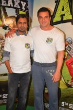 Nawazuddin Siddiqui, Sohail Khan snapped as he promote Freaky Ali on 20th Aug 2016 (116)_57baae23a4241.JPG