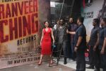 Ranveer Singh promote Ranveer Ching Returns on 19th Aug 2016 (2)_57baa405d259a.JPG