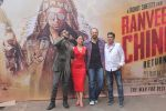 Ranveer Singh, Tamannaah Bhatia, Rohit Shetty promote Ranveer Ching Returns on 19th Aug 2016 (221)_57baa4962f3a0.JPG