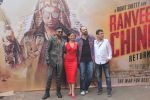 Ranveer Singh, Tamannaah Bhatia, Rohit Shetty promote Ranveer Ching Returns on 19th Aug 2016 (222)_57baa633d1416.JPG