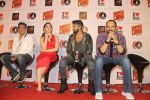 Ranveer Singh, Tamannaah Bhatia, Rohit Shetty promote Ranveer Ching Returns on 19th Aug 2016 (230)_57baa6a291bb6.JPG