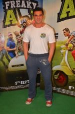 Sohail Khan snapped as he promote Freaky Ali on 20th Aug 2016 (117)_57baae2b12feb.JPG